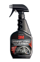 Limpia llantas y neumáticos